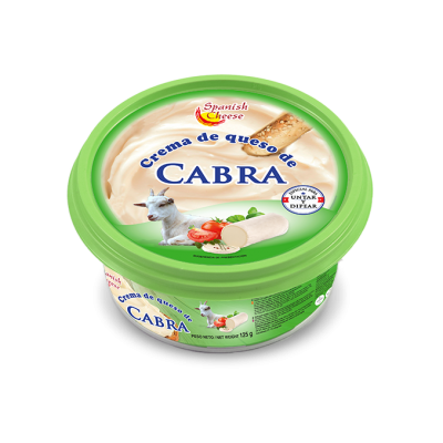 mock up crema quesode cabra